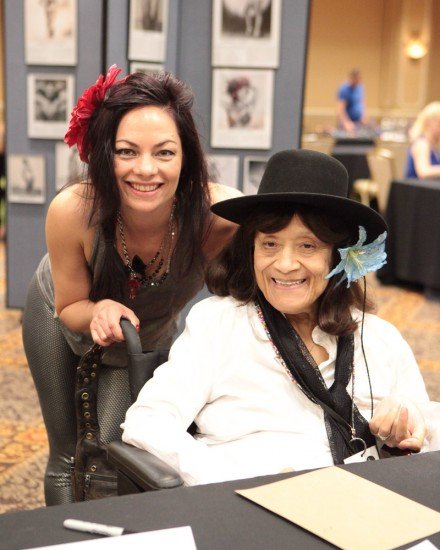 Legends Signing at the BHoF 2014 Weekender