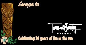 Tiki Oasis 2021 logo